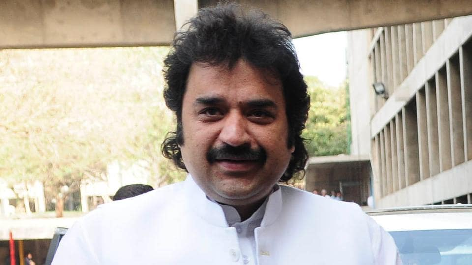 Haryana Congress leader and Adampur MLA Kuldeep Bishnoi.