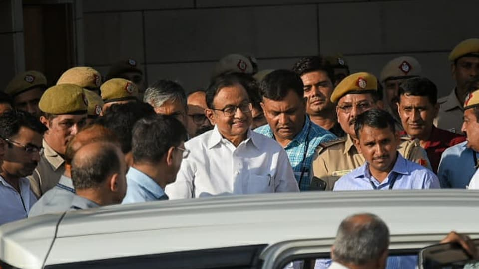 Didn't say to hell with you, Chidambaram lawyer rebuts ED in Supreme Court - Hindustan Times thumbnail
