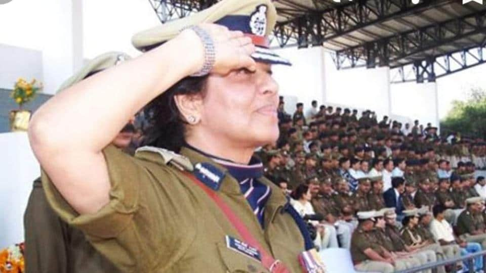 Kanchan Chaudhary Bhattacharya made history when she was appointed the DGP of Uttarakhand.