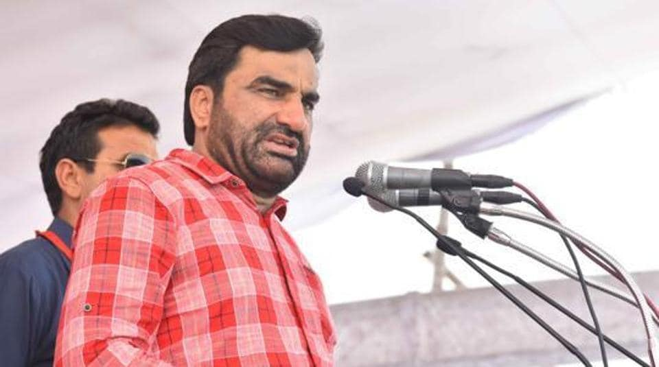 Hanuman Beniwal floated Rashtriya Loktantric Party (RLP) before last assembly election in Rajasthan and entered into a pact with BJP before the Lok Sabha polls.