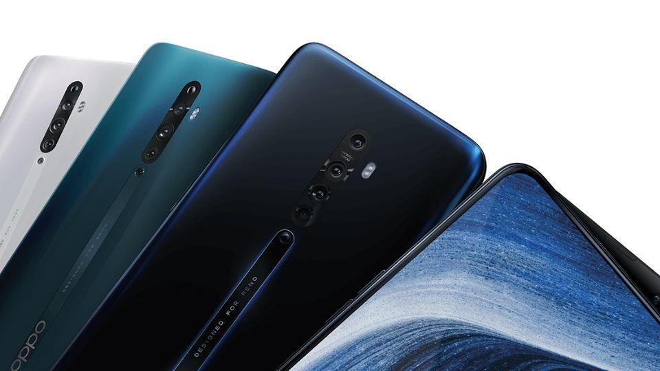 Image result for OPPO Reno2 Z and Reno2 F