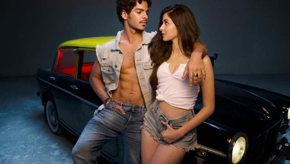 Khaali Peeli first look: Ishaan Khatter and Ananya Panday will be seen together for the first time.