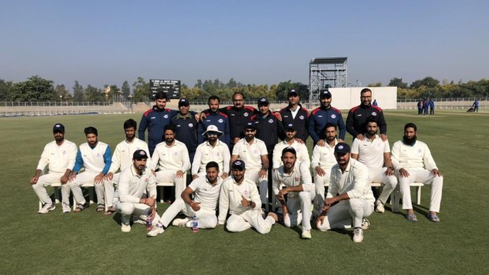 File image of J&K players