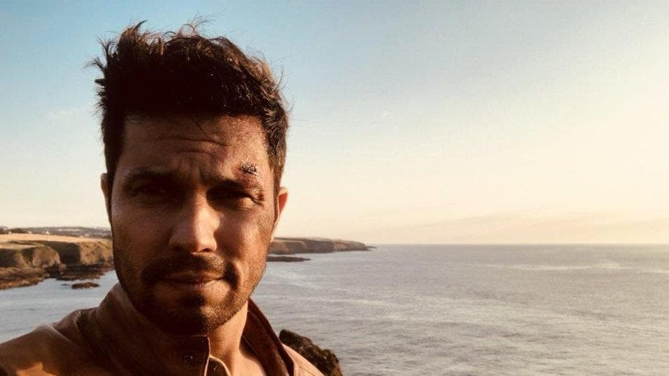Randeep Hooda shares first look from his upcoming film Rat On A Highway.