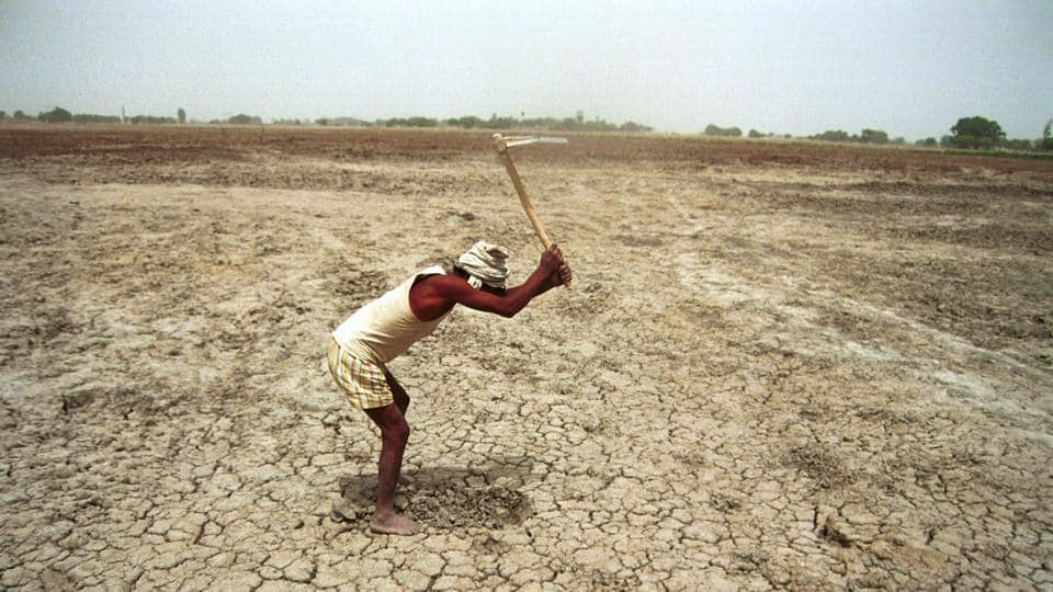 Around 600 million people are already facing a severe water shortage