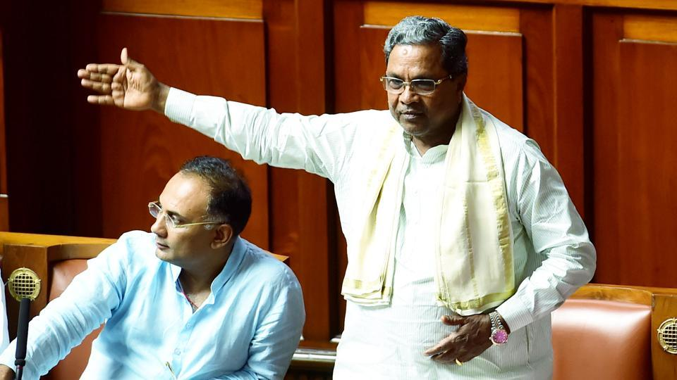 Former Karnataka Chief Minister Siddaramaiah said the Congress would be forced to protest if the plan to shut down Indira Canteen continued.