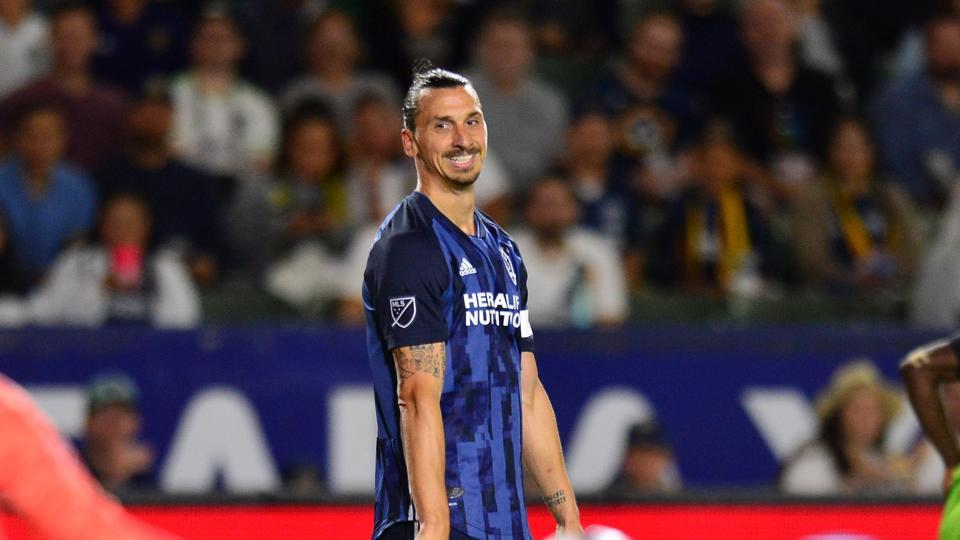 Ibrahimovic: If Manchester United need me, I'm here