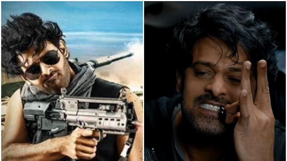 Saaho stars Prabhas and Shraddha Kapoor in lead roles.