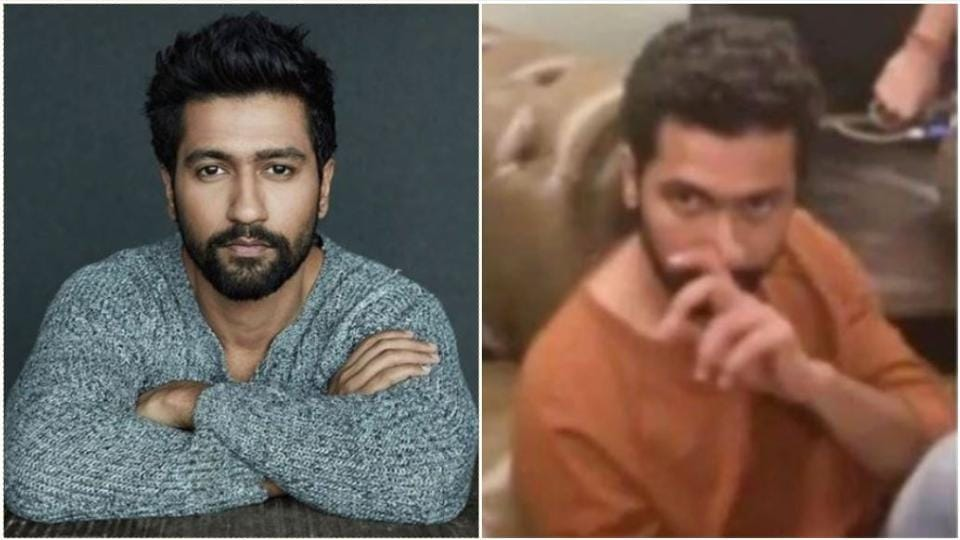 Vicky Kaushal was one of the actors at Karan Johar's party last month.