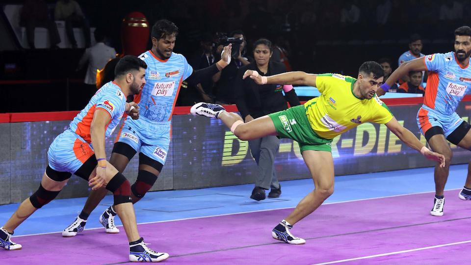 Bengal Warriors beat Tamil Thalaivas in PKL 2019.