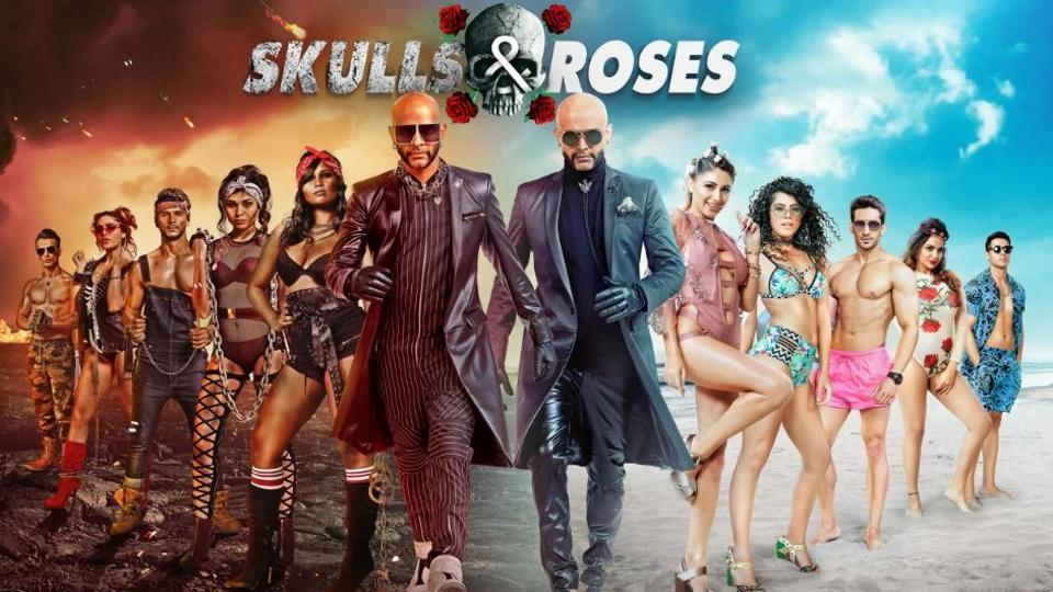 Raghu and Rajiv's new reality show Skulls & Roses is now available on Amazon Prime.