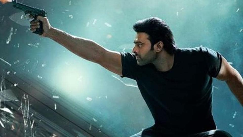 Saaho movie review Telugu: The bloated action film stars Prabhas and Shraddha Kapoor in lead roles.