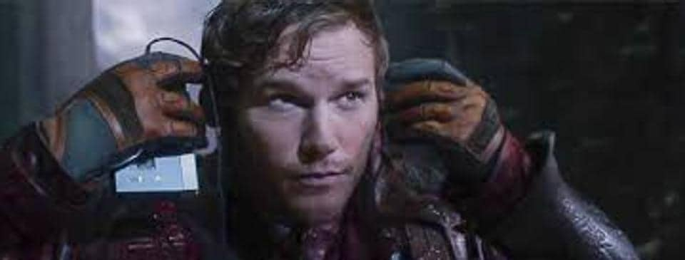 It was pure nostalgia when Chris Pratt (as Peter Quill / Star Lord) shimmied into the dark cavern dancing to the tunes on his Sony Walkman. The Walkman he carried was the TPS-L2 model, the first ever mass-produced portable music device, released 40 years ago.