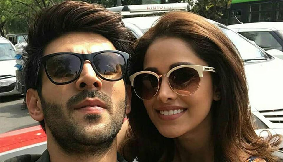 Nushrat Bharucha and Kartik Aaryan have worked together in Pyaar Ka Punchnama, Pyar Ka Punchnama 2, Sonu Ke Titu Ki Sweety and Akash Vaani.