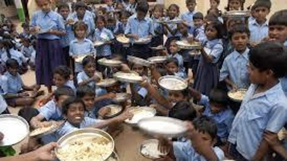 Mid-day meal video hinting caste based discrimination in UP