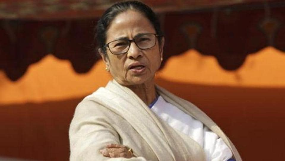 Chief Minister of West Bengal  Mamata Banerjee.