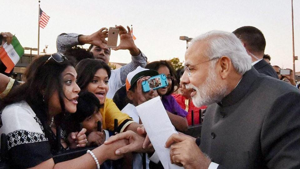 """Titled """"Howdy Modi!"""", the event on September 22, hosted by the Texas India Forum, is being promoted as a community summit."""