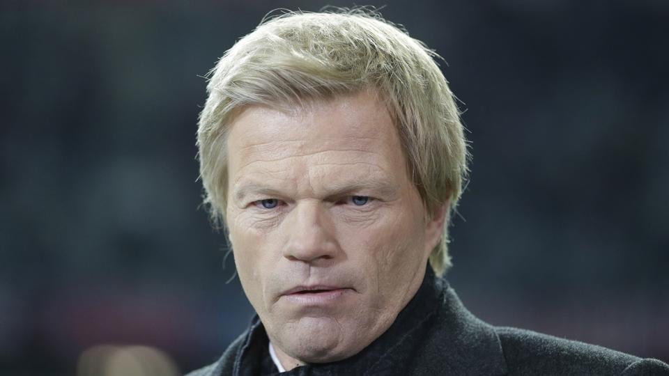 File photo of Oliver Kahn.