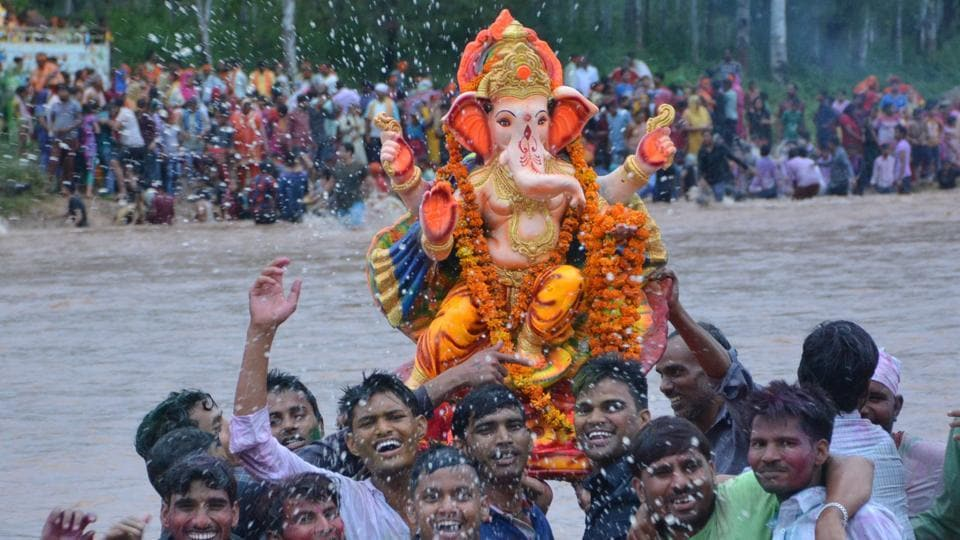 193 sarvajanik Ganesh mandals have been given permission from Navi Mumbai Municipal Corporation for the occasion of Ganesh Chaturthi.