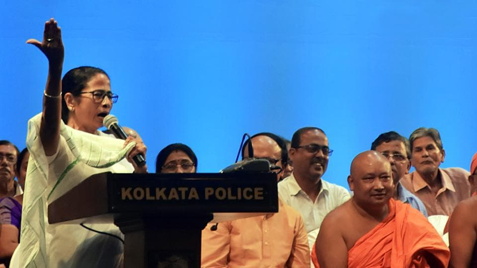 Chief Minister Mamata Banerjee announced the grant in a meeting with police officers and office bearers of various puja committees