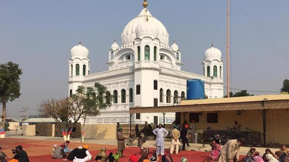 Indian and Pakistani officials met on the international border on Friday to discuss technical modalities for the Kartarpur Corridor.
