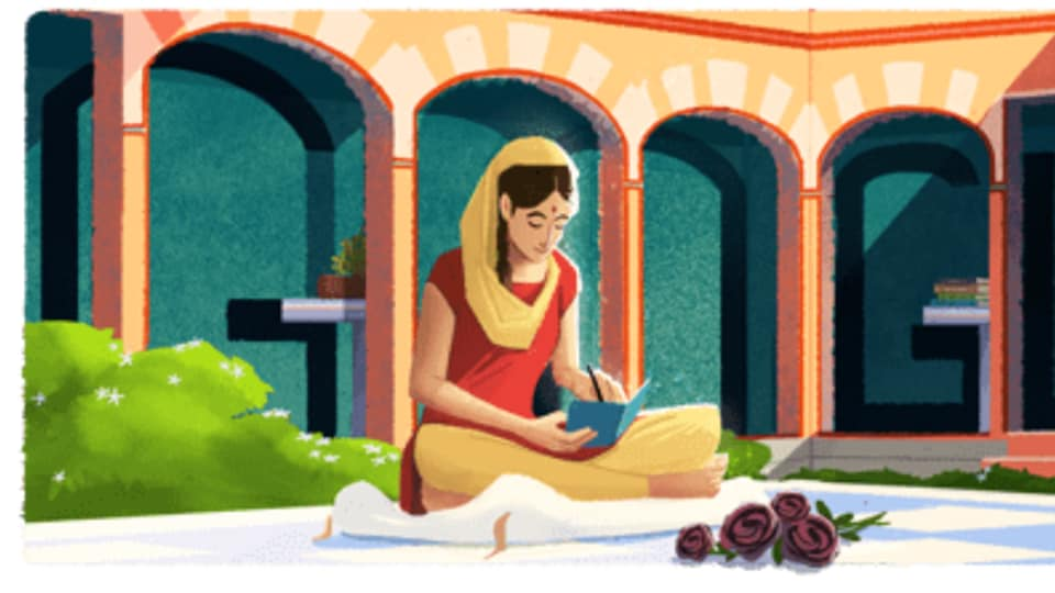 Not only did the Punjabi poetess wrote more than 100 books, both on poetry and fiction, she went on to become the first woman to receive the Sahitya Akademi Award in 1956.