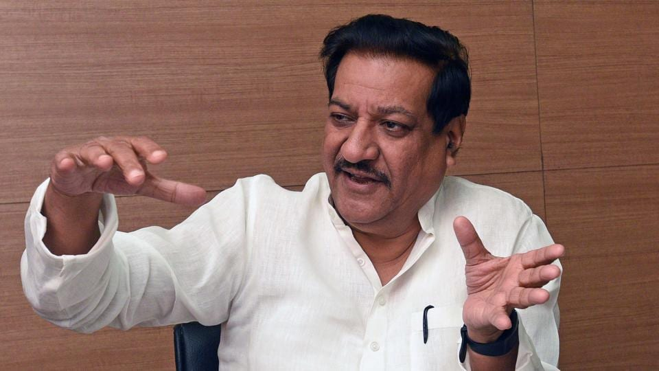 Prithviraj Chavan, former chief minister of Maharashtra, on Saturday, accused the state government of not revealing job-related data which he had sough under the Right to Information Act (RTI).