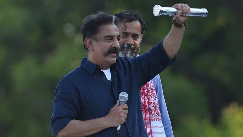 With the acquisition of the TV channel and Kamal Hassan's proposed state-wide tour from November 7, coinciding with the actor's birthday, the party is making a determined bid to be an alternative to the two dominant Dravidian parties, the ruling AIADMK and the opposition DMK.