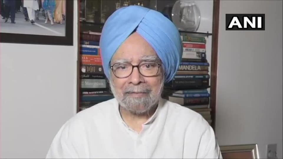 Former Prime Minister Manmohan Singh has blamed the Narendra Modi government for the country's economic slowdown and warned that it would not end soon.