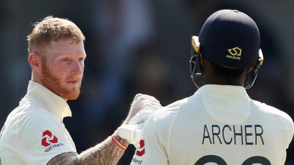 File image of England cricketers Ben Stokes and Jofra Archer