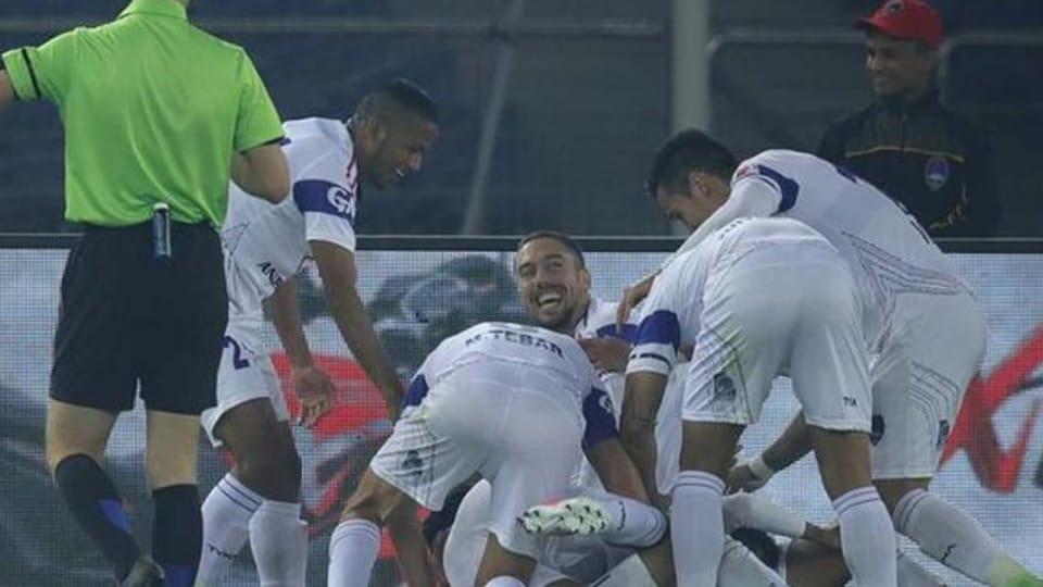 Delhi Dynamos has been renamed as Odisha FC.