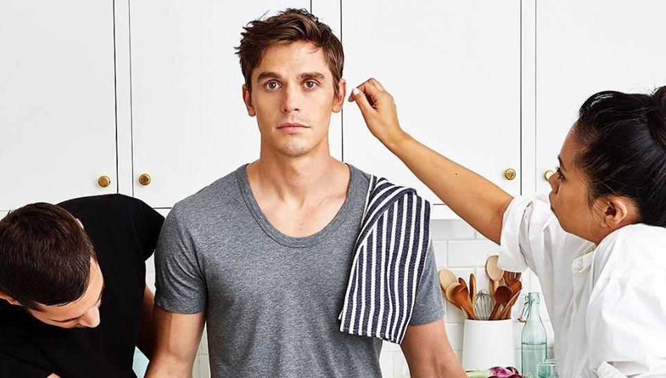 When Antoni auditioned for Queer Eye, an Emmy-winning Netflix reboot of the Emmy-winning Bravo show Queer Eye for the Straight Guy, he was anxious that he wasn't 'gay enough'!