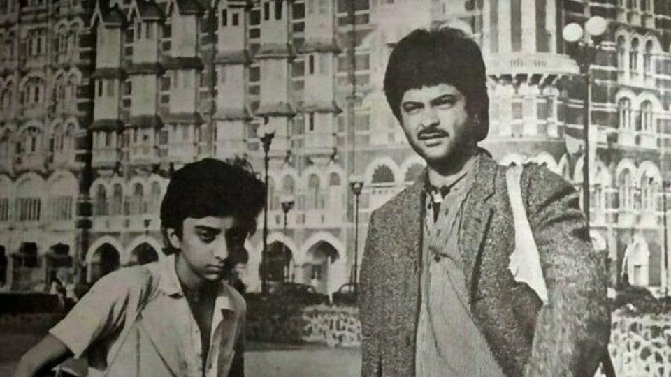 Anil Kapoor made a mark as an actor and a star for the first time in Woh Saat Din
