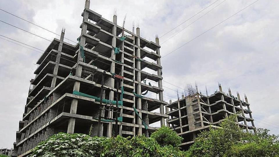 The Greater  Noida authority has been struggling to recover around Rs 7,500 crore from 203 builders.