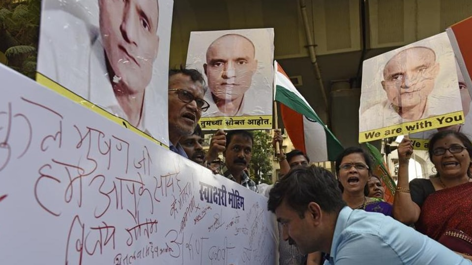The International Court of Justice, or ICJ, finally ordered  Pakistan in July to give an Indian diplomat access to Kulbhushan Jadhav under the Vienna Convention. (Vijayanand Gupta/HT Photo)