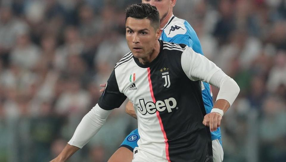 reputable site 7a8b2 9d57b Cristiano Ronaldo refuses to wear 'Best Player' badge on kit ...
