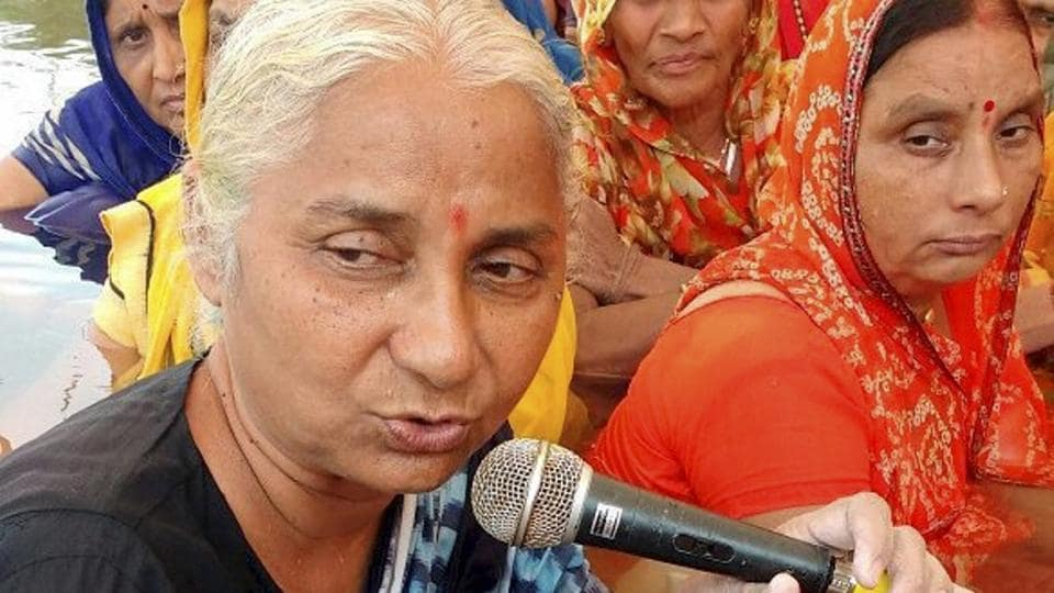 The health of Narmada Bachao Andolan (NBA) leader Medha Patkar, on a hunger protest for the past eight days seeking rehabilitation of those displaced by the Sardar Sarovar Dam project, has deteriorated