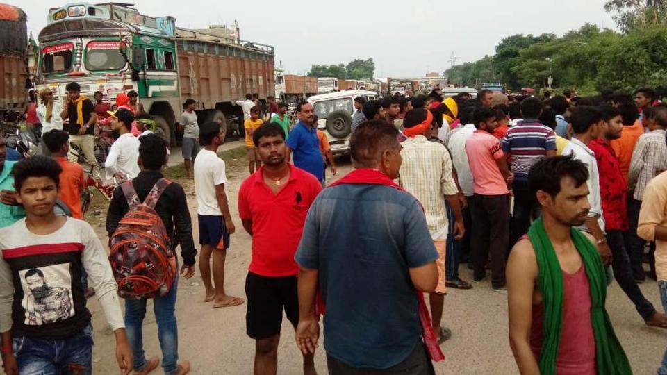 An 11-year-old Class 5 student was found dead in a bathroom meant for teachers in a private school in Kaimur district of south west Bihar on Monday. Angry locals blocked the NH 2 (GT Road) at Kudra for several hours demanding action in the case.