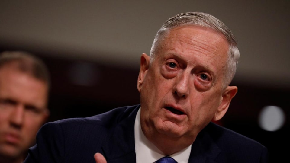 Mattis also framed US-Pakistan relations as a continuing narrative afflicted by differences and distrust.