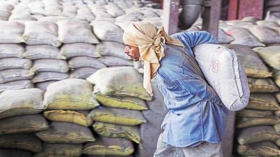 In April 2019, cement production at 29.2 million tonnes (mt) was 12.0% lower on a month-on-month basis.