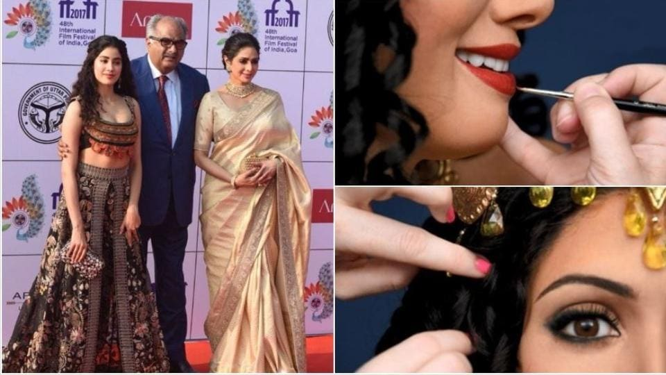 Janhvi and Boney Kapoor will be in Singapore to unveil Sridevi's statue at Madame Tussauds Singapore.