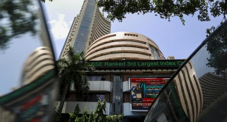 Economic growth blues make markets see red; Sensex, Nifty fall over 2%