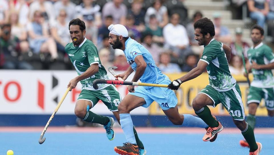 India and Pakistan have been seeded in two separate halves of the draw by FIH