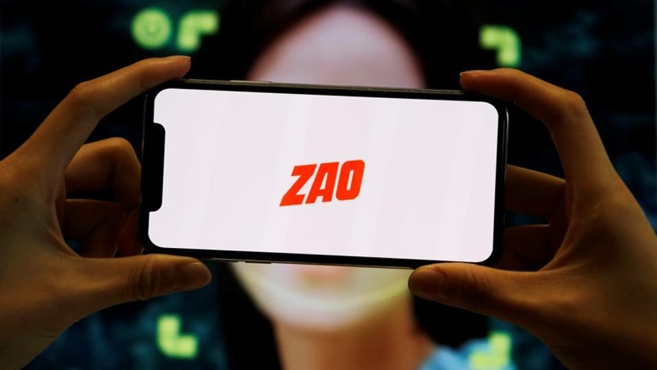 China's face-swapping app 'Zao' provokes privacy concern