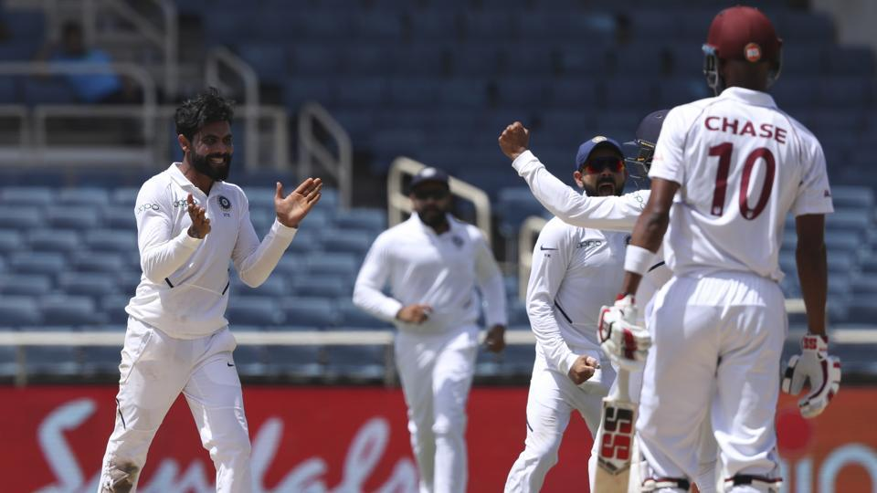 India vs West Indies 2nd Test Day 4 Highlights: India win by