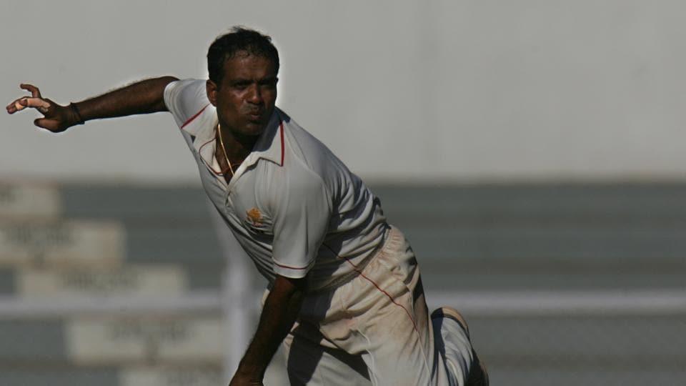 File photo of Sunil Joshi.