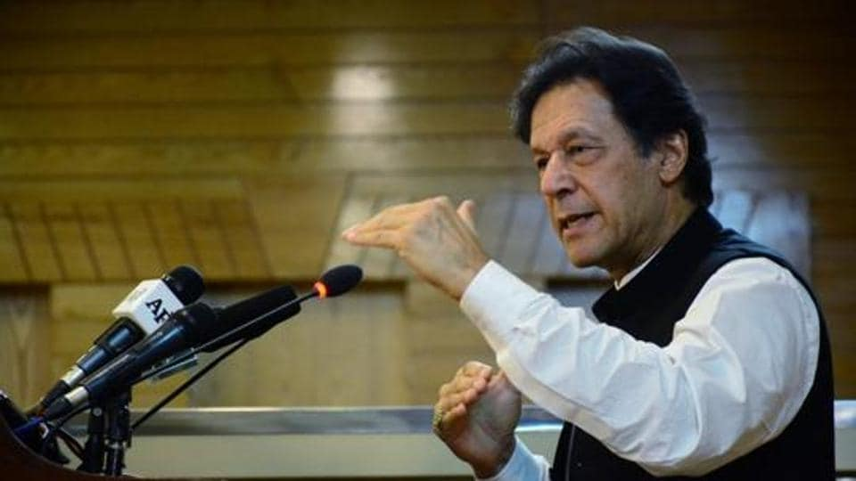 Imran Khan alleged that the India that we see today is not the one that was envisaged by its first prime minister Jawaharlal Nehru or even Mahatma Gandhi.