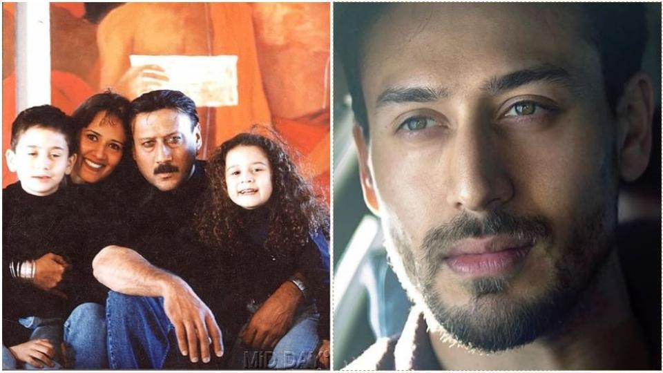 Tiger Shroff and his family had to struggle due to his parents' financial decisions.
