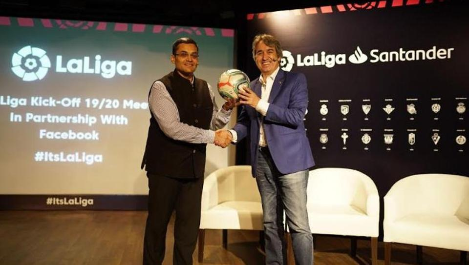 Facebook and LaLiga keen to make Spanish league digital