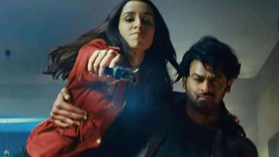 Saaho box office collection day 5: Shraddha Kapoor and Prabhas film has amassed about Rs 350 crore worldwide.